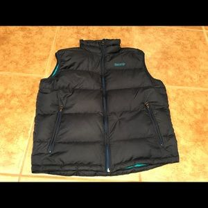 Ambercrombie Puffer Vest size XL